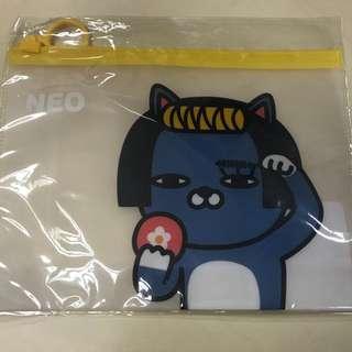 Kakao friends - Neo 透明袋