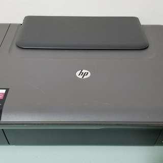 HPDeskjet 1050 三合一 printer