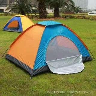Assemble Tent