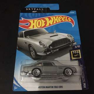 Hotwheels James Bond 007