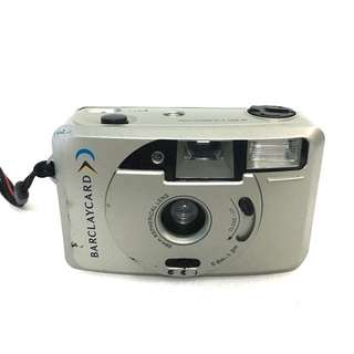 Barclaycard Basic 35mm Camera #220