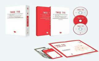 TWICE TV5 in Switzerland DVD