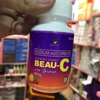 Preorder BEAU C w/ ROSEHIPS