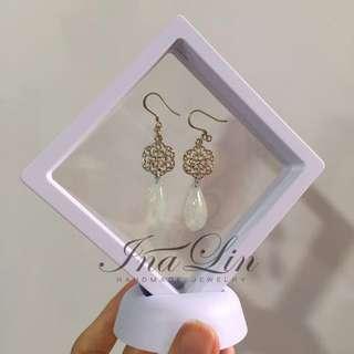 3D Plastic frame for jewellery / accessories / nail tips / amulet display 透明懸浮3D展示架 珠寶 玉石 水晶 美甲片 佛牌