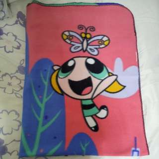 Powerpuff Girls Fleece Blanket / Throw