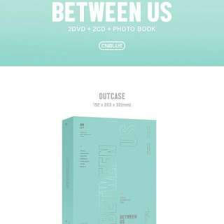 CNBLUE-2017 Between Us Tour [DVD]