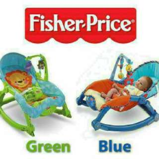 [READYSTOCK!!]FISHER PRICE ROCKER