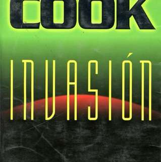 Invasion-Robin Cook