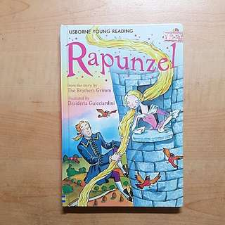 Rapunzel children story book