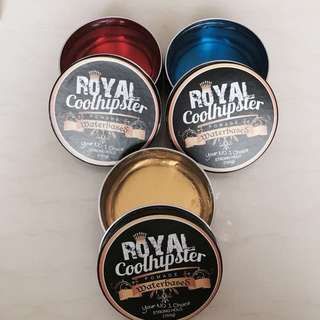 Royal Hipster Pomade