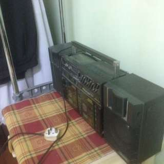 Radio Antique Schneider From Uk
