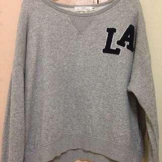H&M Crop Top Sweatshirt
