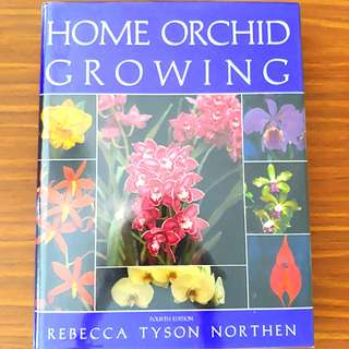 Home Orchid Growing by Rebecca Tyson Northern #Huat50Sale