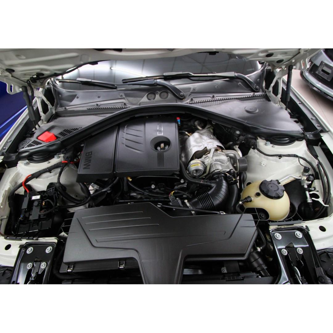 2014 BMW 116i 總代理 白