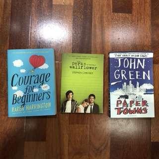 CHEAP PRELOVED BOOKS 📚