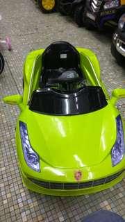 Porsche kids car