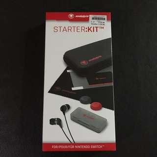 StarterKit by Snakebyte (nintendo switch case/pouch)