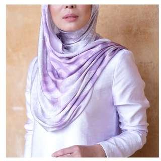 Duckscarves Alhambra Purple - Shawl