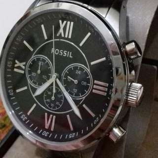 FOSSIL BQ2146 Black for men