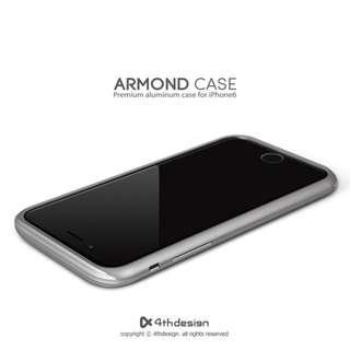 Armond Case 4th Design Premium Alumunium Bumper iPhone 6