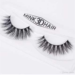 Mink 3d False Lashes