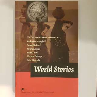 World Stories Book