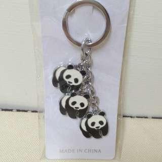 🚚 熊貓吊飾