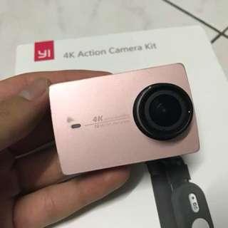 Xiaomi xiaoyi yi 4k action cam