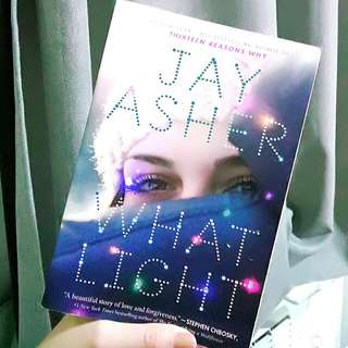 JAY ASHER- WHAT LIGHT