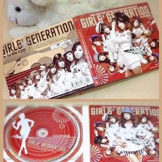 Girls Generation SNSD 2nd Mini Album