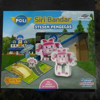 Robocar Polo - Stesen Pengegas