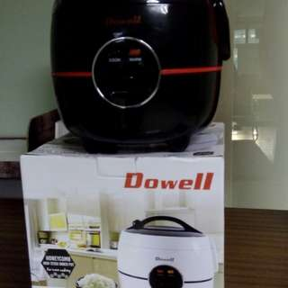Dowell jar type rice cooker 5 cups