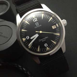 SOLD-    35mm Omega Seamaster