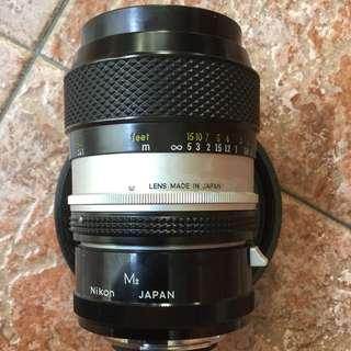 Nikon Micro Manual Lens