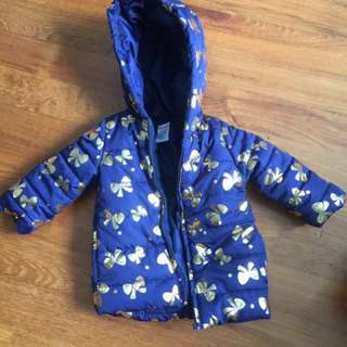 Gymboree Baby Winter Jacket