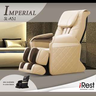 MASSAGE CHAIR (BLACK)