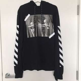 Authentic Off-White Classic hoodie