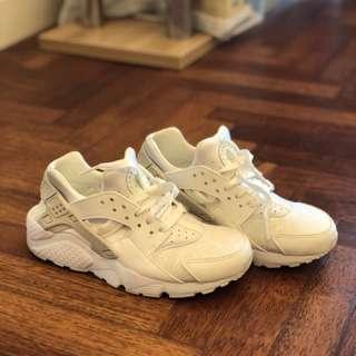 Nike Huarache White