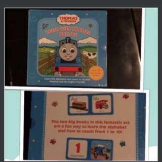 Thomas The Train Flashcard educational