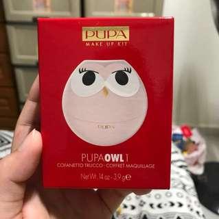 Pupa Owl Make Up Kit