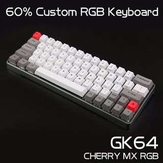 GK64 keyboard