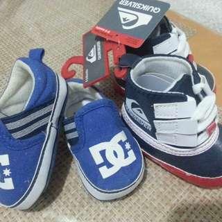 Infant shoes set of 2