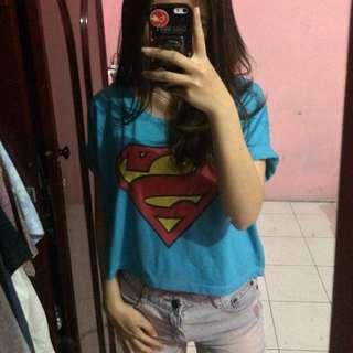 Crop superman