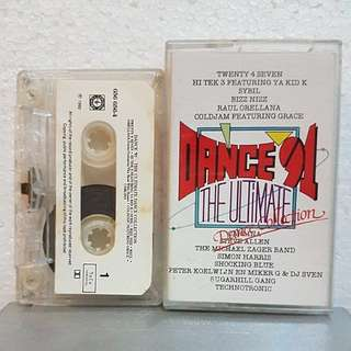 Reserved: Cassette》Dance 91 - The Ultimate Dance Collection