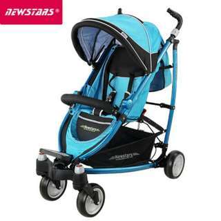 Brand New limited edition stroller from lucky draw