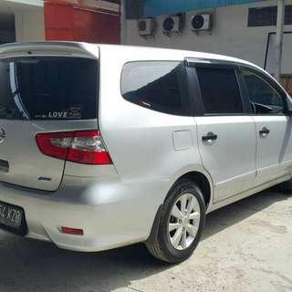 Nissan GrandLivina SV 1.5 MT 2014