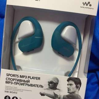 NW-WS413 SPORTS MP3 Player