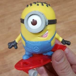 McDonald's Happy meal toy minion