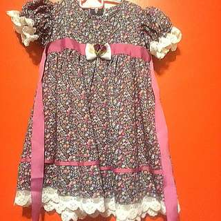 Dress Baby : 1 age