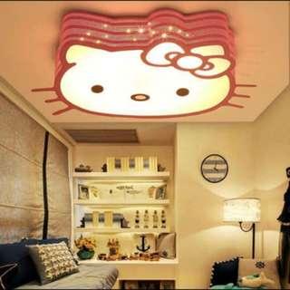 Hello kitty ceiling lamp